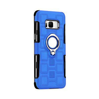 Cover Case for Samsung Galaxy S8 Plus  Ring Dual Heavy Duty PC TPU Resistent