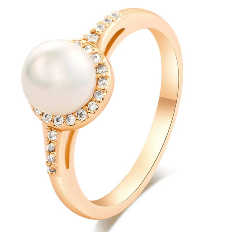 Fashion and Simple Micro  Ring J1705