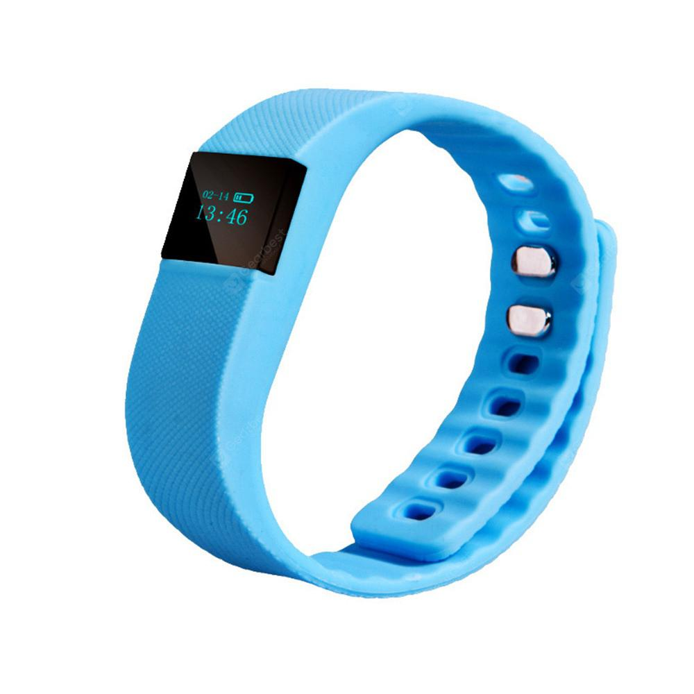 TW64 Smart Bracelet  Fitness Tracker Bluetooth 4.0 Wristband for Android iPhone