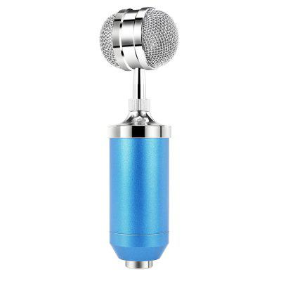 Condenser Microphone Phone Computer K Song Diaphragm Recording Wheat