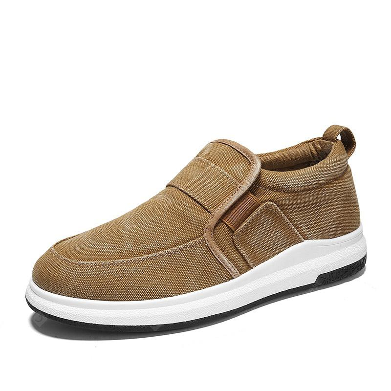 Men's Canvas Casual Shoes Sneakers