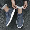 Men's Canvas Casual Shoes Sneakers - BLUE JAY