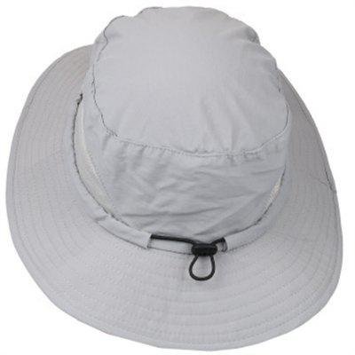 Outdoor Sun Hat Protection for Men Women Wide Brim Summer Hiking Camping Boat