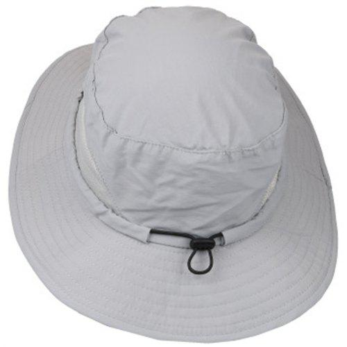 Outdoor Sun Hat Protection for Men Women Wide Brim Summer Hiking Camping  Boat d5e4efd067a