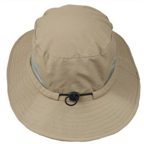 24a1078b57b Outdoor Sun Hat Protection for Men Women Wide Brim Summer Hiking Camping  Boat