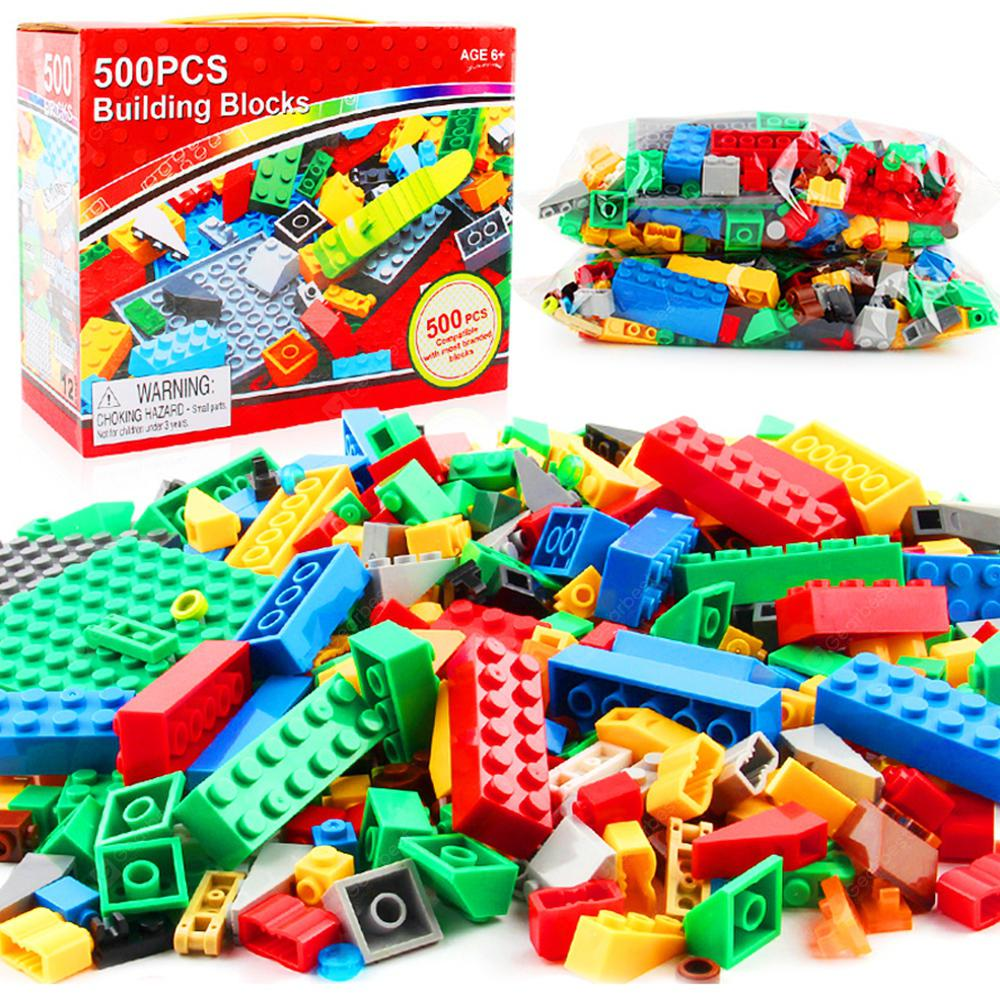 Small Particles Block  Particles Educational Toys 500PCS
