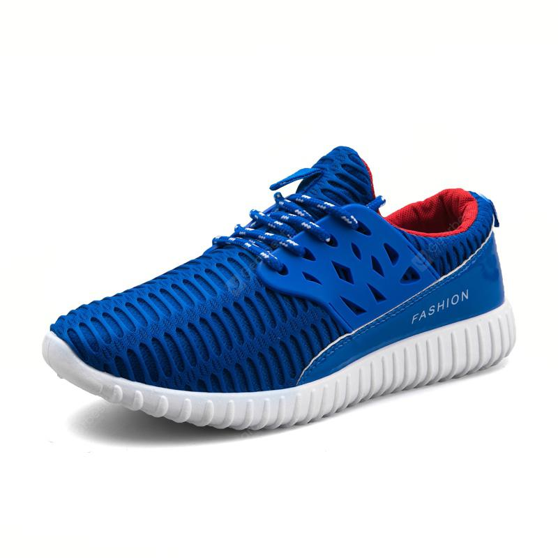 ZEACAVA New Running Hommes respirant maille décontractée sauvage chaussures