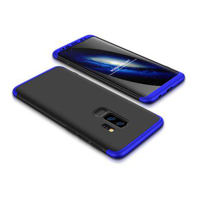 Hoesje voor Samsung S9 Plus Schokbestendige ultradunne Full Body Cases Solide harde pc