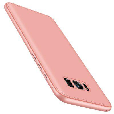 Case voor Samsung S8 Shockproof Ultradunne Full Body Cover Solid Hard PC