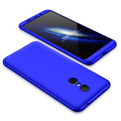 Carcasa para Redmi 5 Plus a prueba de golpes Ultra-delgada Full Body Cover Solid PC dura