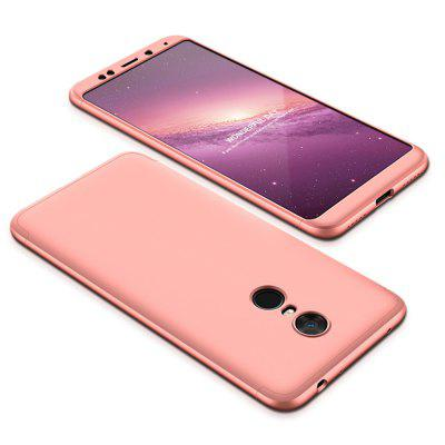 Case for Redmi 5 Plus Shockproof Ultra-thin Full Body Cover Solid Hard PC