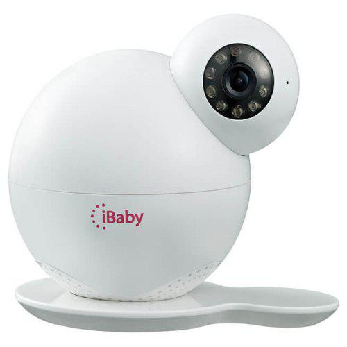 iBaby Monitor M6T HD Wi-Fi Digital Baby Video Camera with Temperature /& Humidity