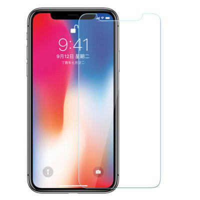 Gehard glas 9H explosieveilige screen protector voor Apple IPhone X