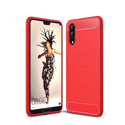 Pre puzdro Huawei P20 Brushed Finish Soft Phone