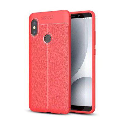 For Xiao Red Note 5 Pro Shockproof Back Cover Solid Color Soft TPU