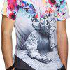 Men's New 3D Printed Short-Sleeve T-Shirt - MULTI-A