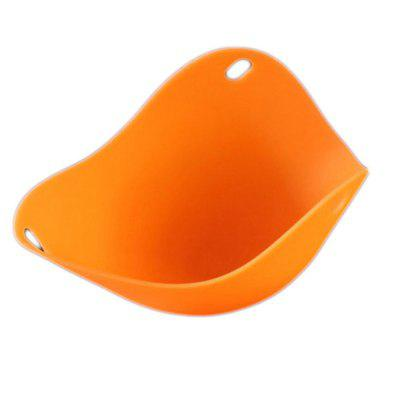 1PC Silicone Egg Baby Food Supplement Tools Steaming Bowl Baking