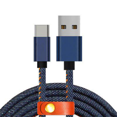 New Fashion Cool Creative Headphone Cable for Type-c
