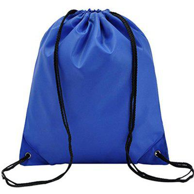 Portable Canvas Nylon Drawstring Storage Bag