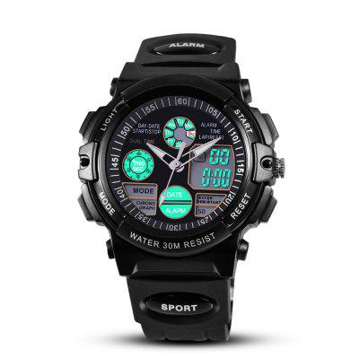 Fashion Waterproof Digtal Sport Silicon Watch