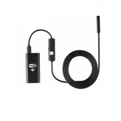 8mm Lens Wireless Wifi Endoscope Camera Android 720P for Iphone Borescope Camera