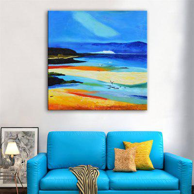 Special Design Frameless Paintings Sea Scenery Print