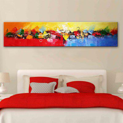 Special Design Frameless Paintings Dragon Boat Racing Print