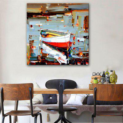 Special Design Frameless Paintings Imperfect Print