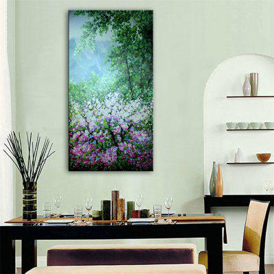Special Design Frameless Paintings Forest Outlaws Print
