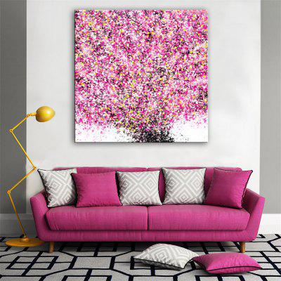 Special Design Frameless Paintings Thickly Dotted Print