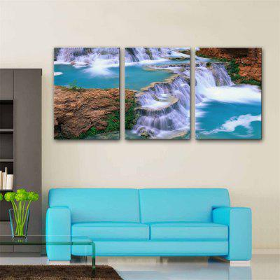 Special Design Frameless Paintings Multitude Print 3PCS