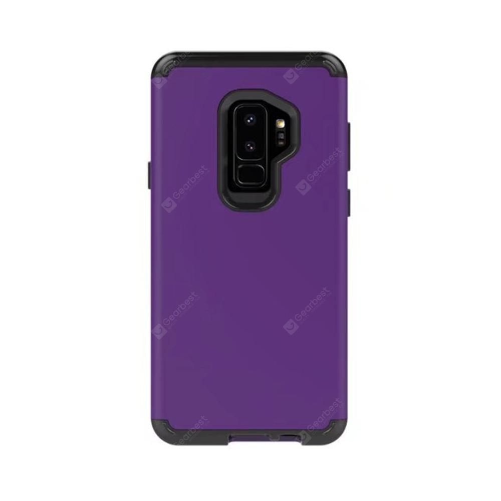 Cover Case for Samsung Galaxy S9 Plus  PC TPU Anti-Shock Hybrid Rugged