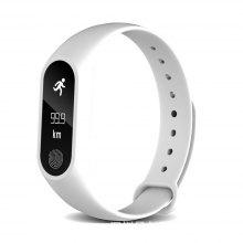25% OFF M2 Waterproof Fitness Smart Bracelet Heart Rate Monitor for iPhone Android