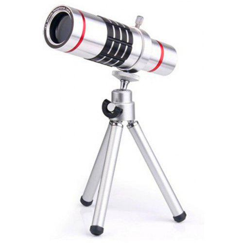 12x Optical Zoom Telescope Mobile Phone Lens For Iphone 7 7 Plus