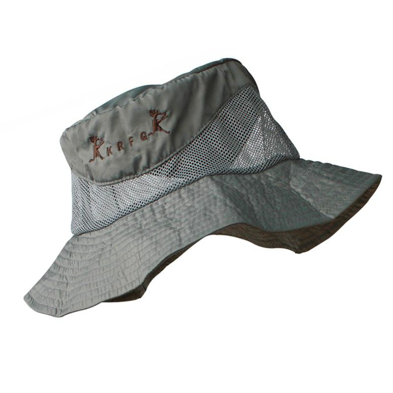 af335fd7981 KRFG Outdoor Foldable Fast Dried Cap Adult Fisherman s Hat