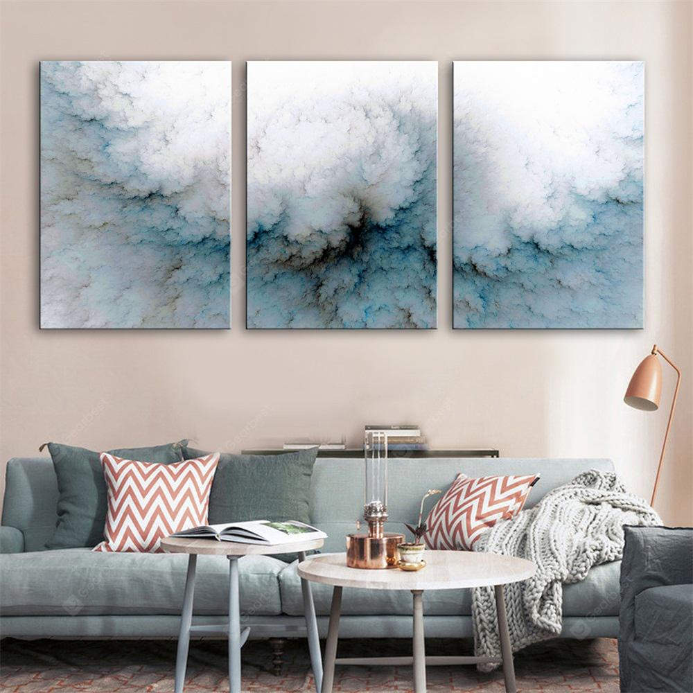 Special Design Frameless Paintings Coral Print 3PCS
