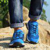 Sports Casual Mesh Breathable Climbing Men Shoes - BLUE RIBBON