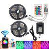 KWB 2 x 5M LED Strip Light RGB with WIFI Controller and 3A LED Power Supply - MULTI
