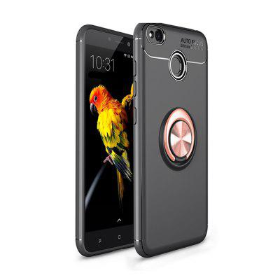 Cover Case for Xiaomi Red 4X Ring Stealth Kickstand Degree Rotating Grip