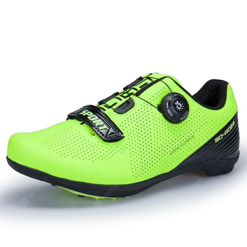 Stylish Reflective Stripes Road Bike Cycling Shoes
