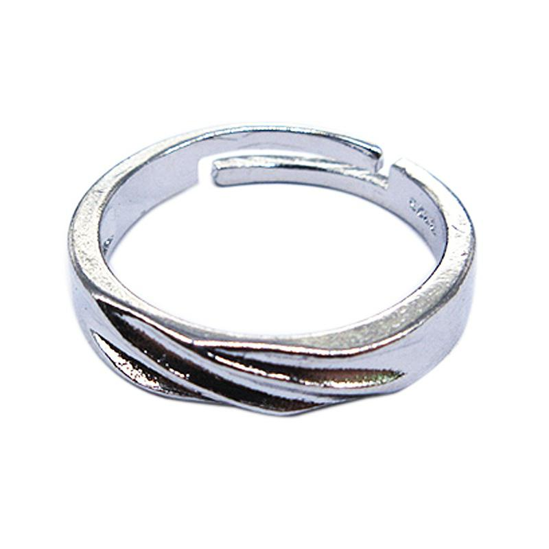 Personality Simple Opening Adjustable Wild Ring