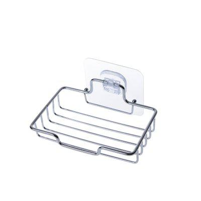 Magic Stickers Stainless Steel Soap Holder