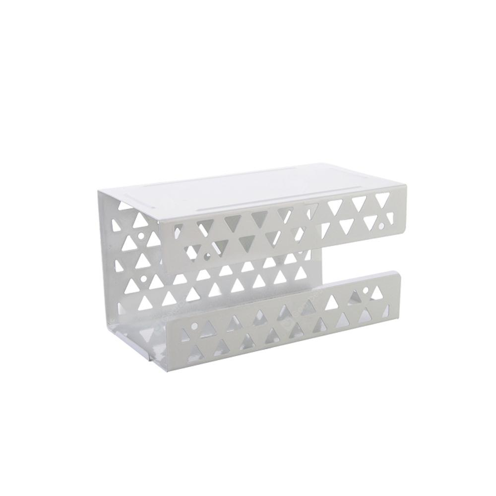 Wrought Iron Without Wall Hanging Tissue Box