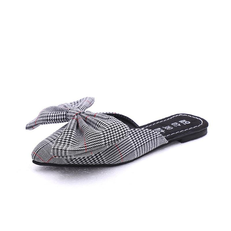 Flat Bottomed Flat Bottomed Slippers