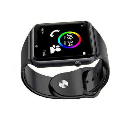 Touchscreen Bluetooth Smartwatch with Camera