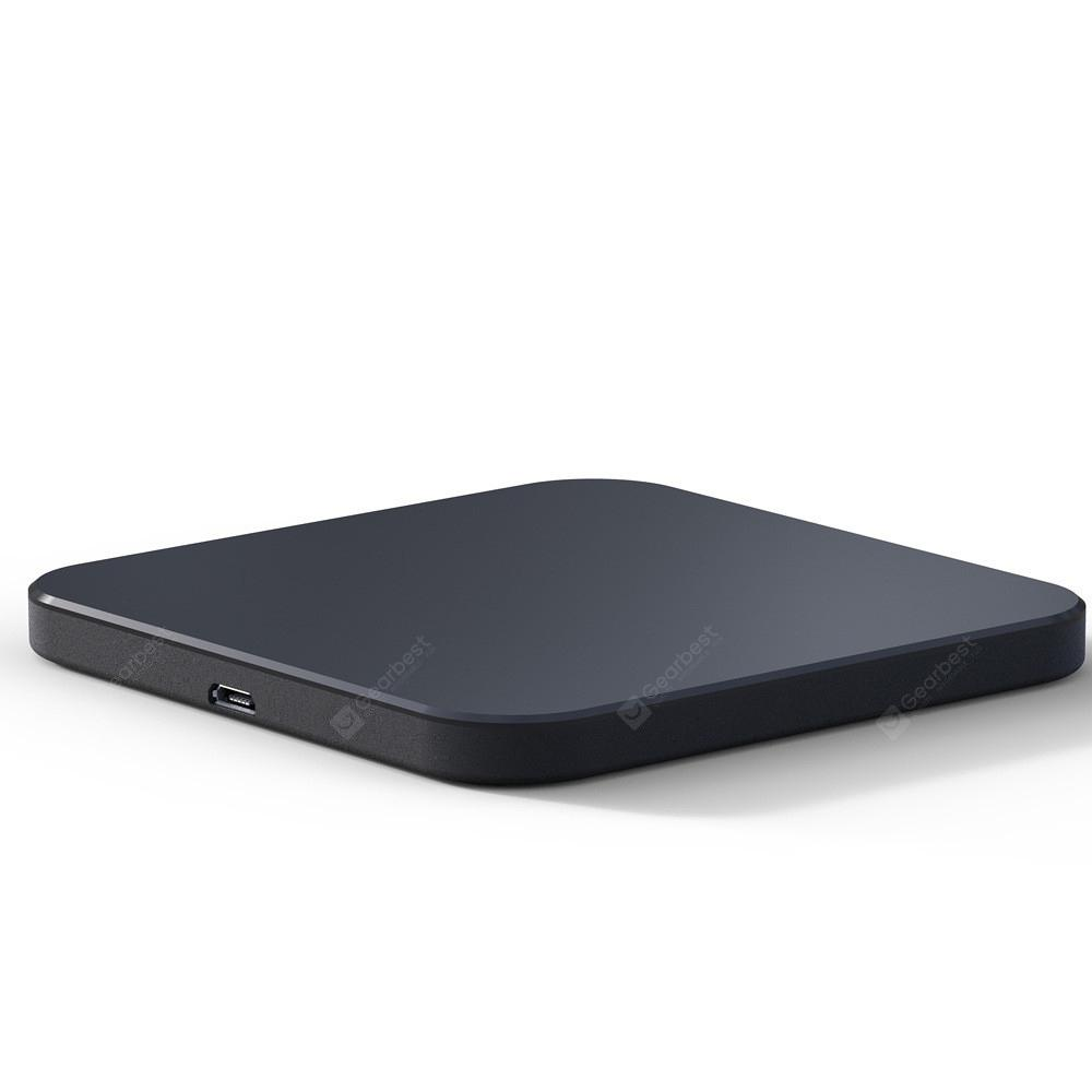 Fast Wireless Charger  Optimized  for iPhone  Android  Cable