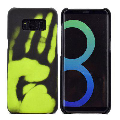Case for Samsung Galaxy S8 Temperature Change Induction Thermostimulative Cover