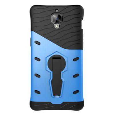TPU Back Cover Bumper for OnePlus 3 / 3T Mobile Case Protector Phone Bracket