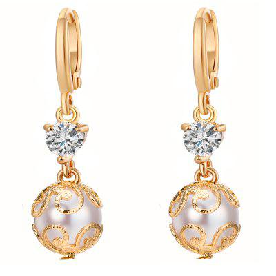 Trendy Hollowed  Earrings ER0747