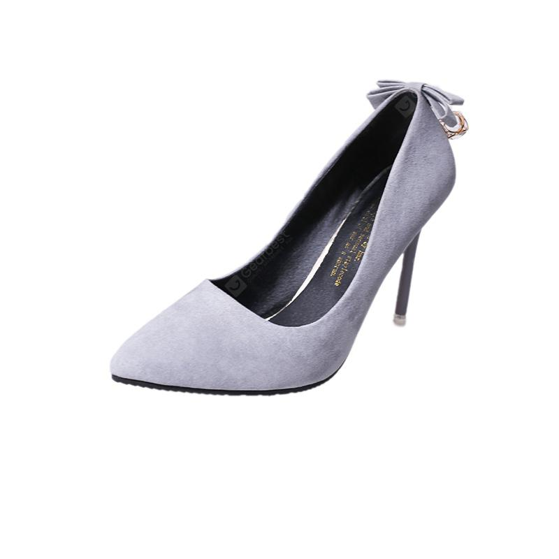 High Heeled Pointy Water Drillladies Shoes